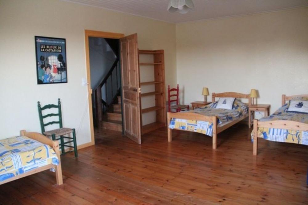 Chambre 3 lits 1er étage
