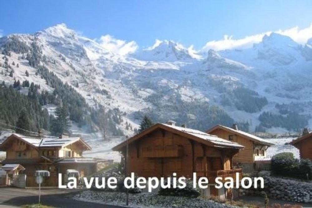 2 Pièces - 3 étoiles - La Clusaz - Vallée Des Confins - Face Au Massif De Balme