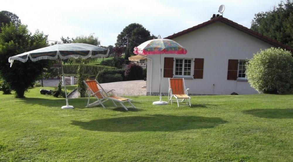 Location vacances Aumontzey -  Maison - 5 personnes - Barbecue - Photo N° 1