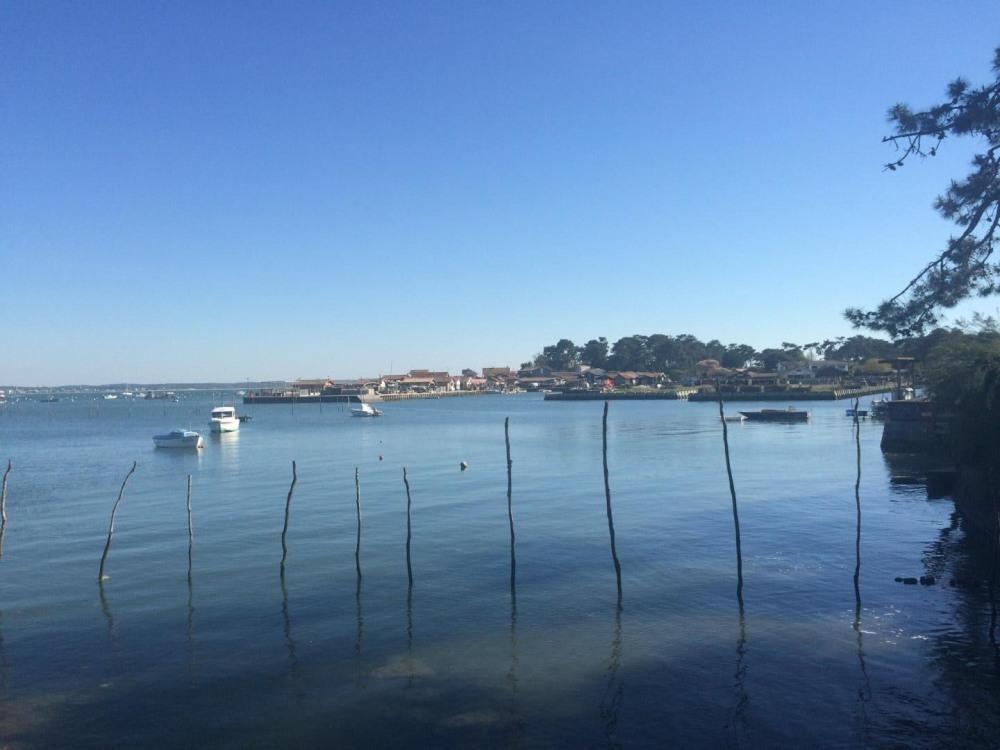 port de Piraillan à 150m
