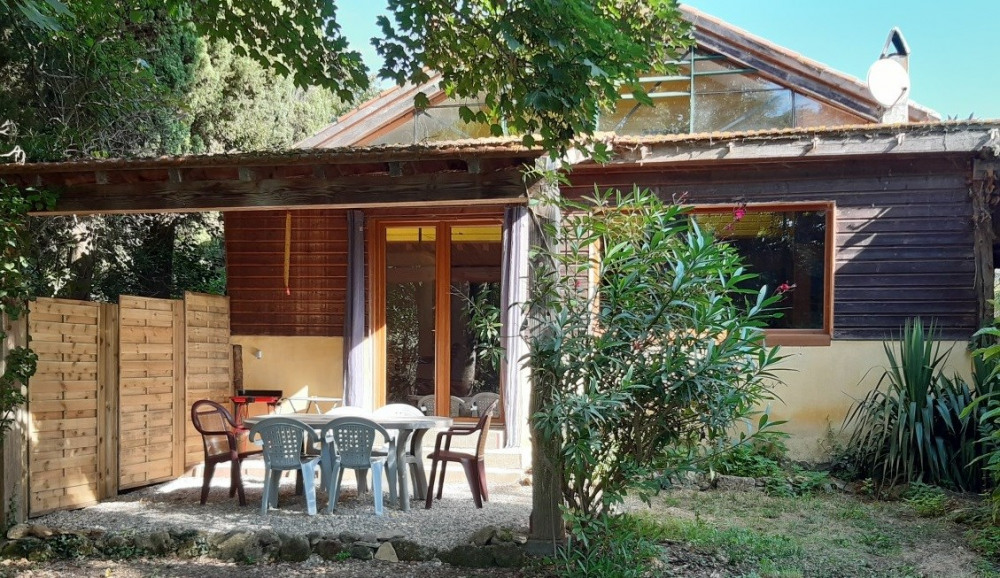 Location vacances Cazalrenoux -  Gite - 6 personnes - Barbecue - Photo N° 1