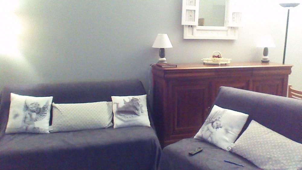Appartement 42m2, 2 pièces, 5 couchages