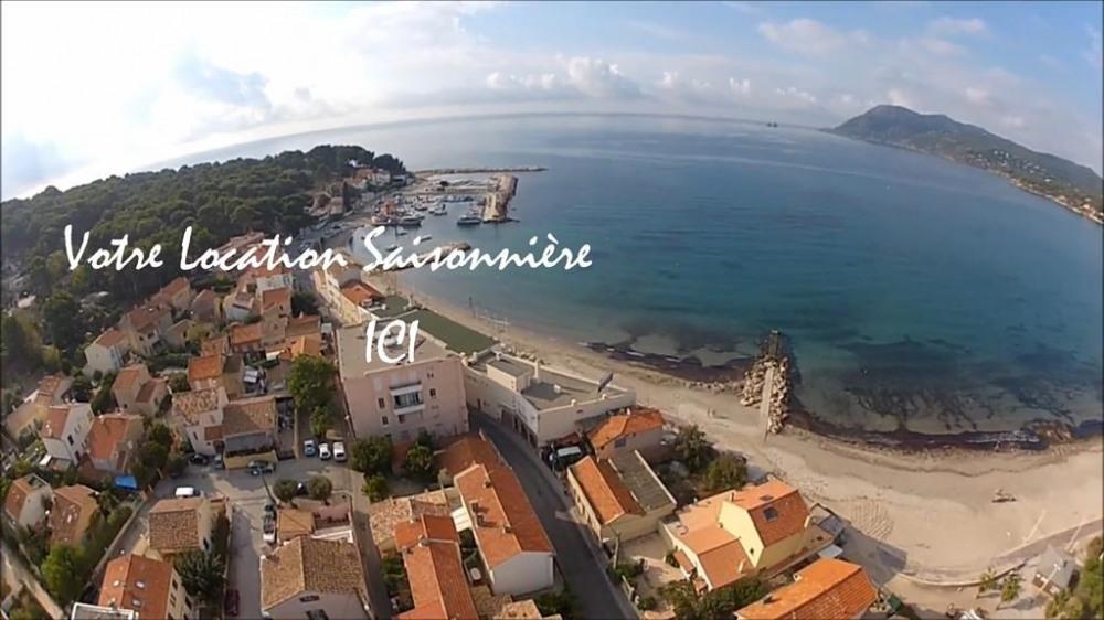 Alquileres de vacaciones La Seyne-sur-Mer - Apartamento - 4 personas - Televisión - Foto N° 1