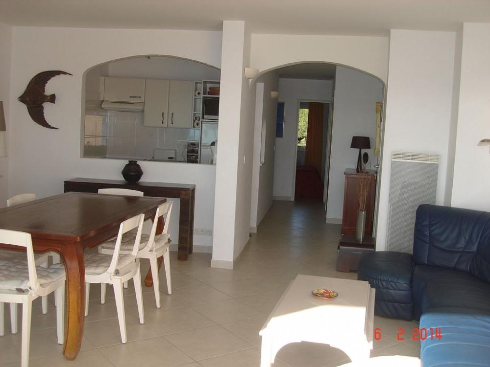 Vue intérieure de l'Appartement