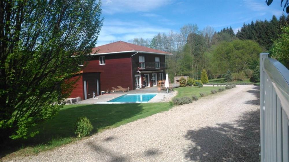 Location vacances Ban-de-Laveline -  Maison - 12 personnes - Barbecue - Photo N° 1