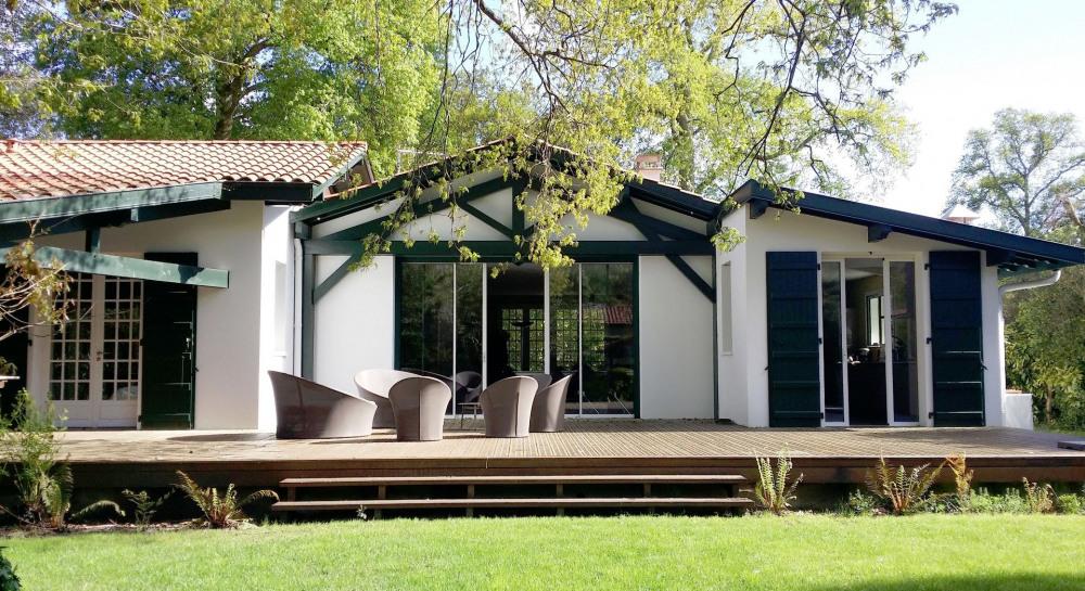 Villa à SOORTS HOSSEGOR
