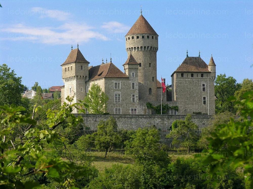 château Montrottier