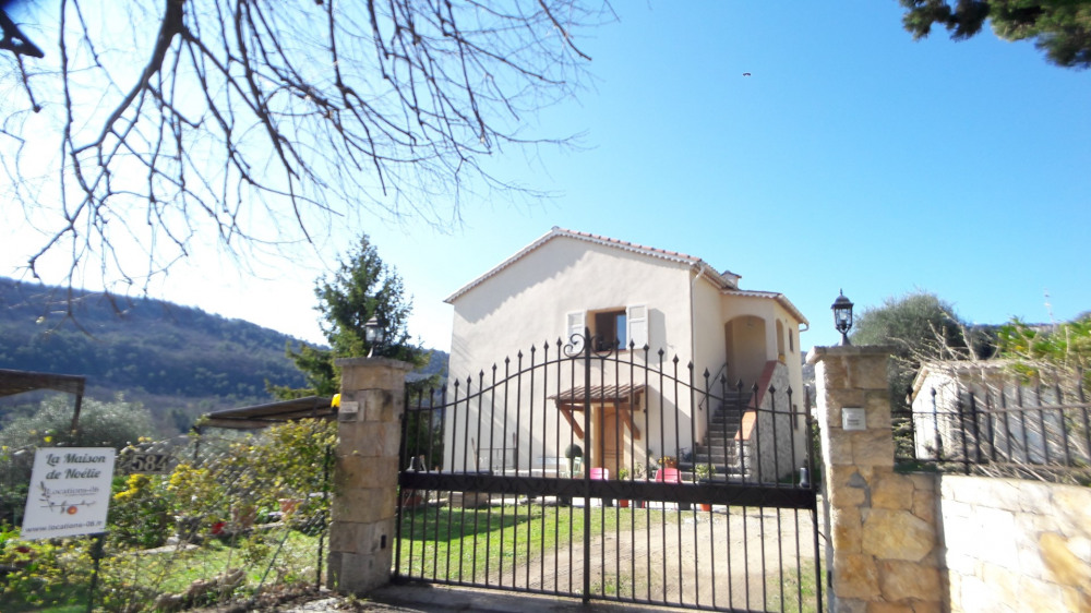 Holiday rentals Le Bar-sur-Loup - Cottage - 6 persons - BBQ - Photo N° 1