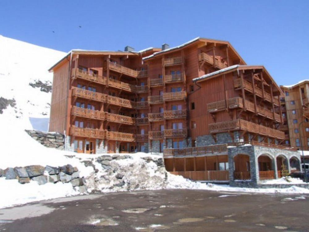 Chalet 6 les balcons