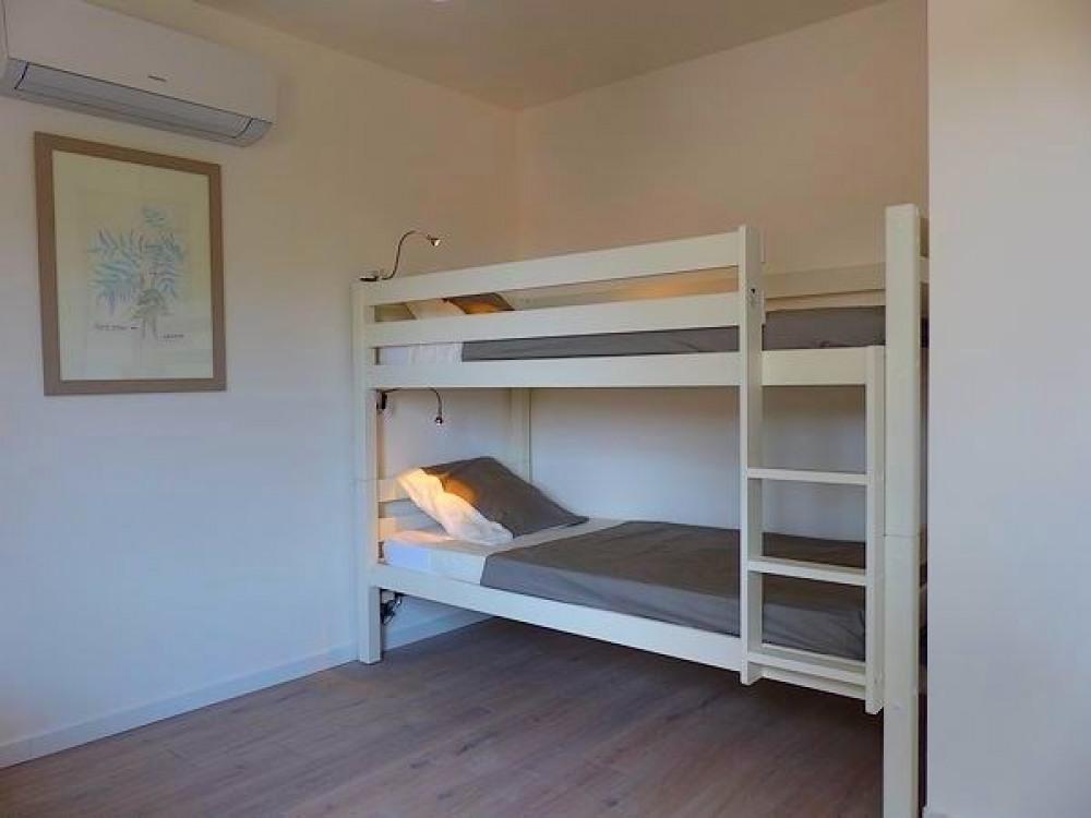 chambre 2 -lits superposés