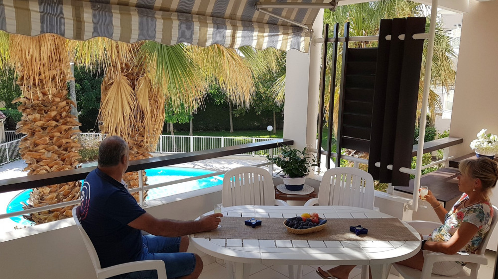 Holiday rentals Saint-Raphaël - Apartment - 5 persons - Garden furniture - Photo N° 1