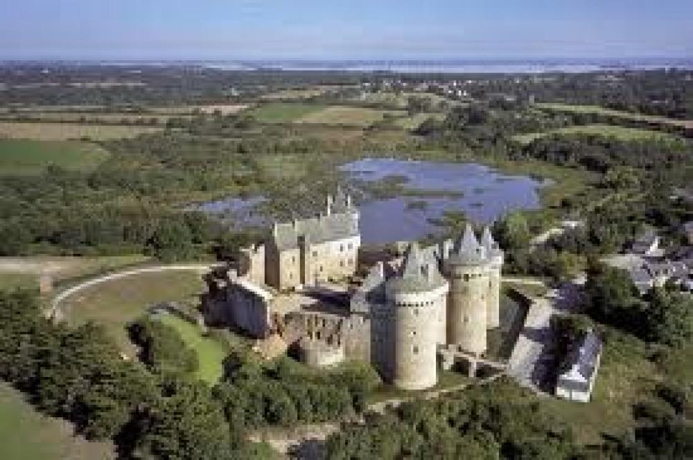 Le chateau de Suscinio