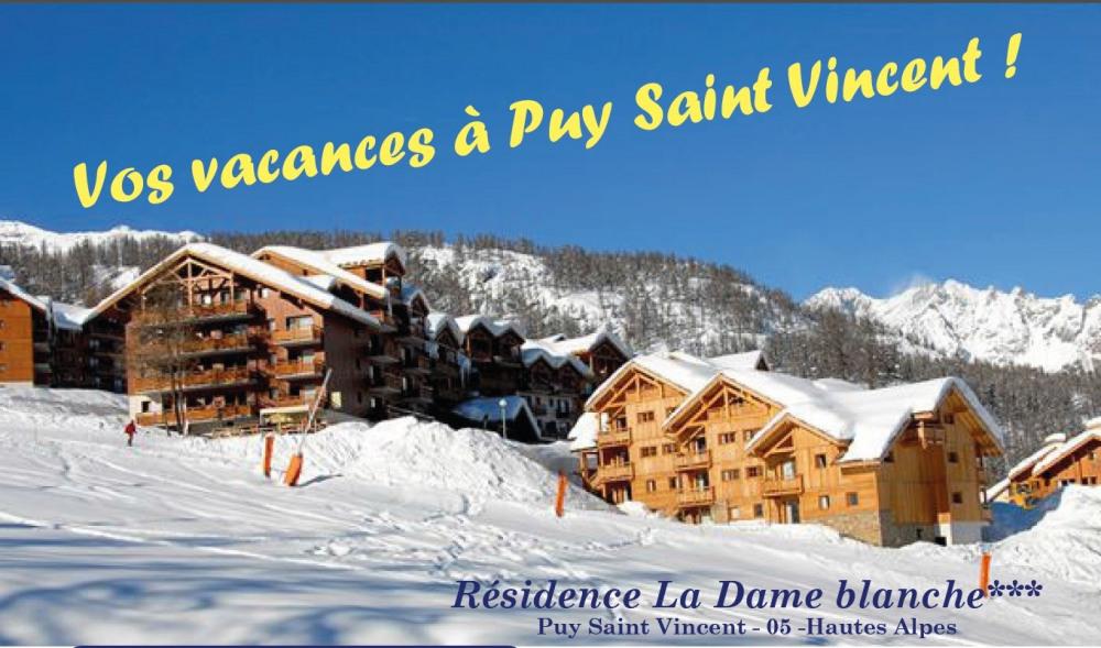 Location vacances Puy-Saint-Vincent -  Appartement - 6 personnes - Ascenseur - Photo N° 1