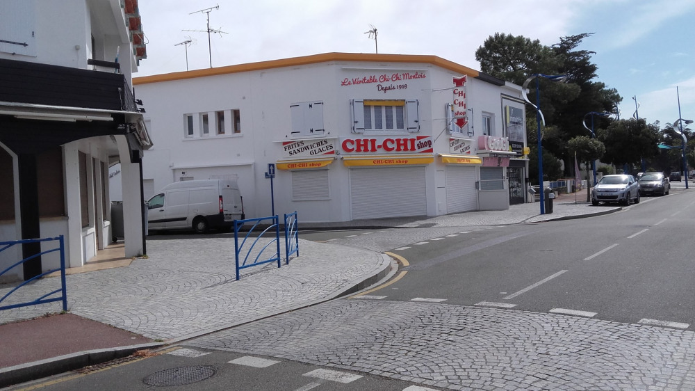 CHICHIS à Saint Jean de Monts