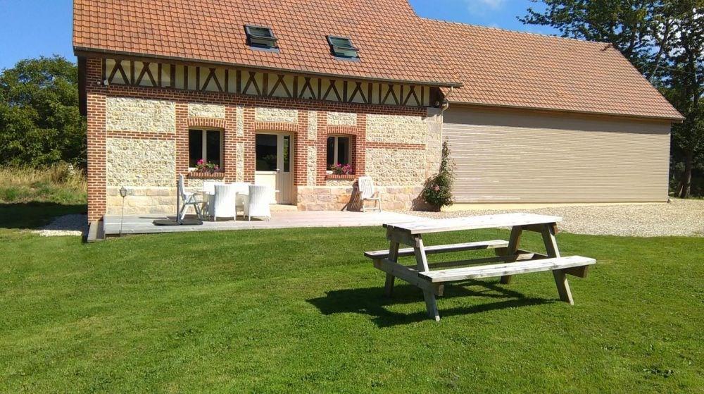 Gîtes de France La Maison de la Ferme.