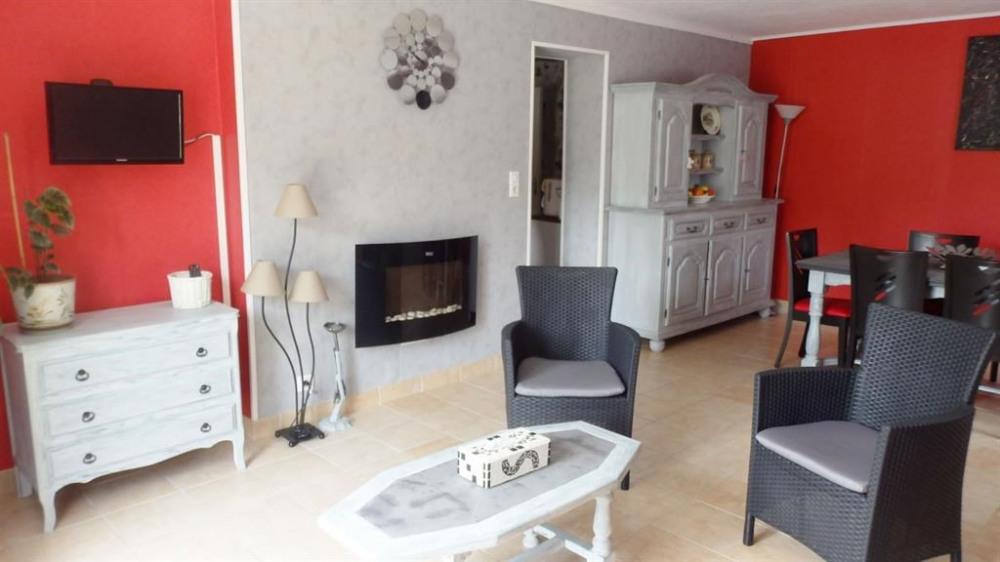 Appartement pour 2 pers. avec internet, Millau
