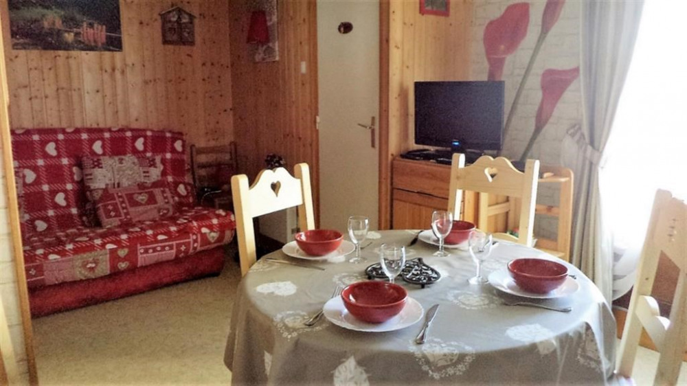 Location vacances Les Rousses -  Appartement - 4 personnes - Lecteur DVD - Photo N° 1
