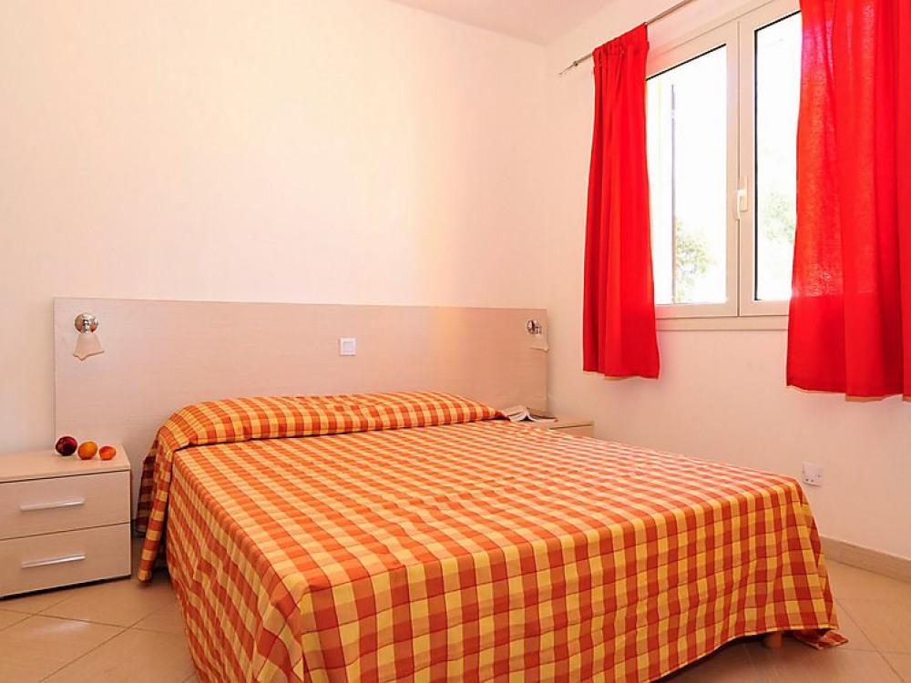 Appartement pour 2 personnes à Belgodere