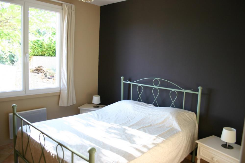 Chambre à coucher coté sud