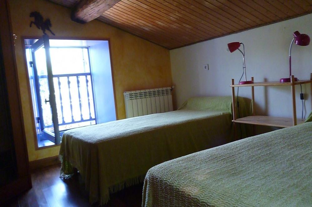 la 3ème chambre avec 2 lits simples
