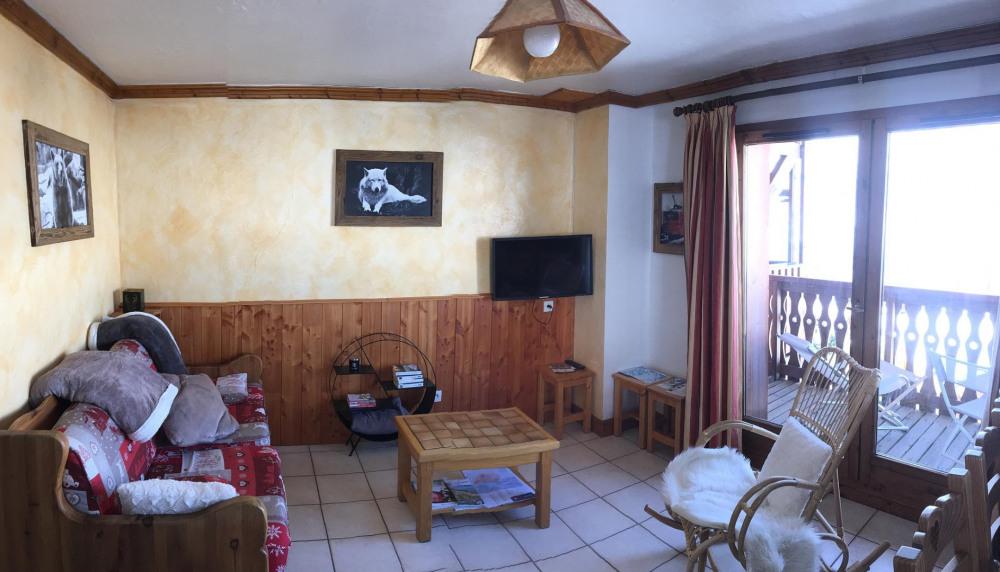Location vacances Les Belleville -  Appartement - 6 personnes -  - Photo N° 1