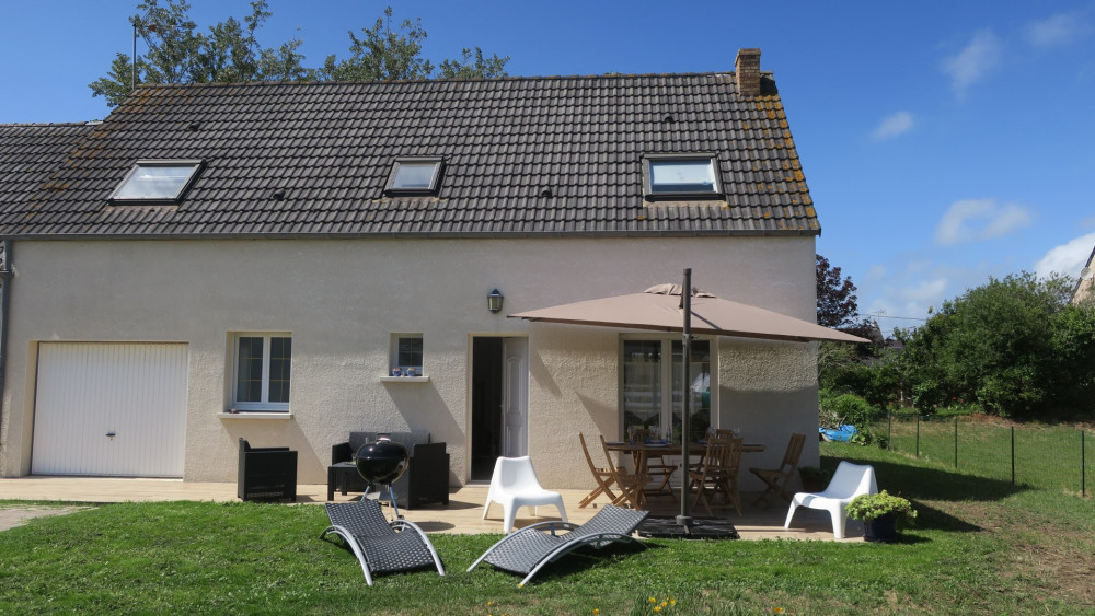 Holiday rentals Portbail - Cottage - 6 persons -  - Photo N° 1