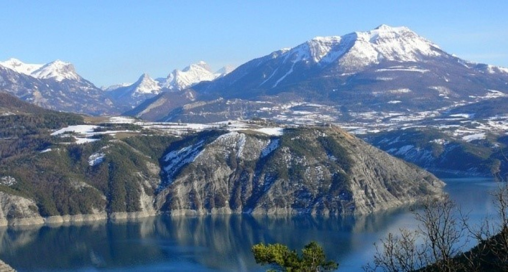 lac de Serre-Pnoçon