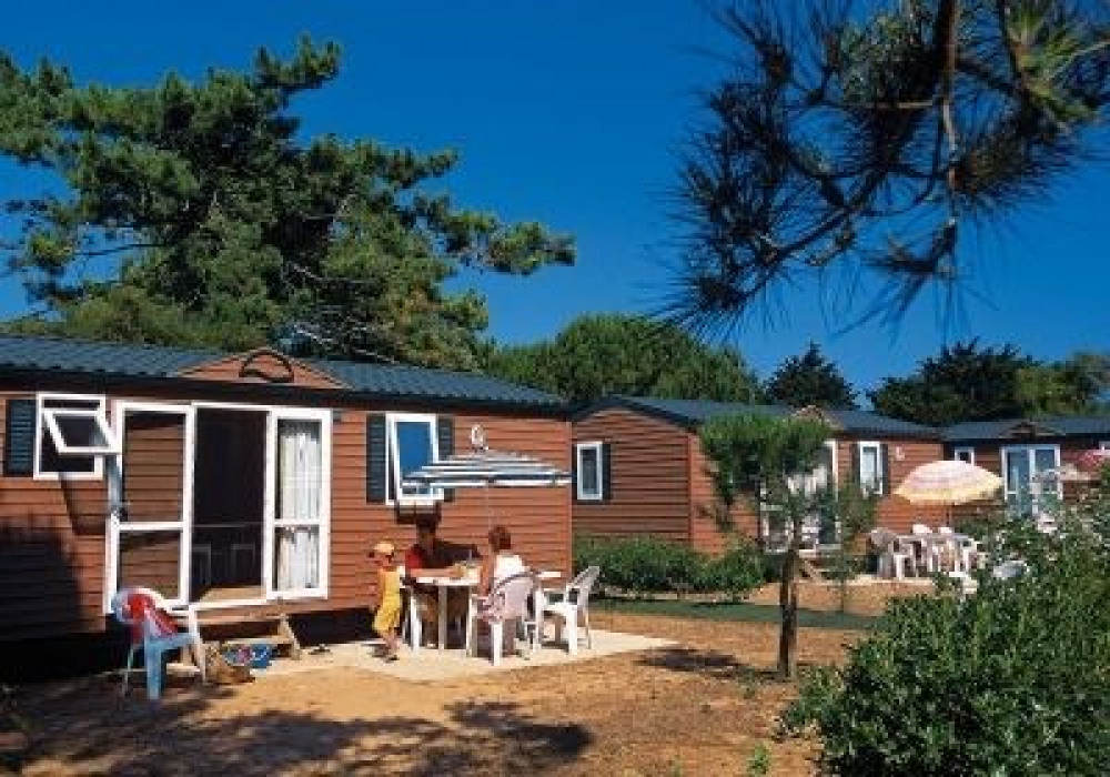 Mobil homes Tamarins Plage - Mobil home 4/6 pers.