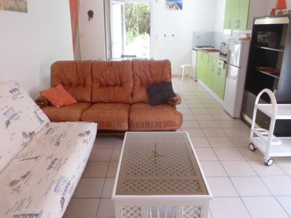 salle de séjour coin cuisine