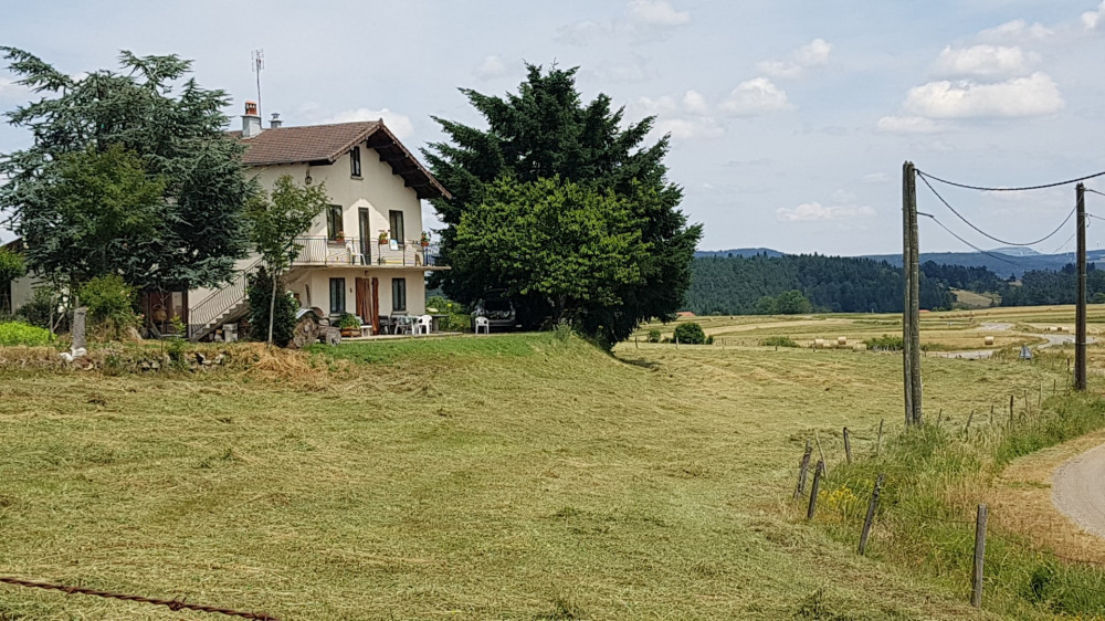 Holiday rentals Lachapelle-Graillouse - House - 7 persons - BBQ - Photo N° 1