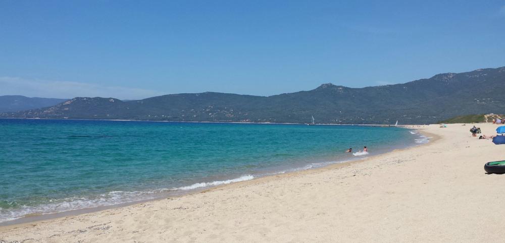 plage Capu Laroso Propriano