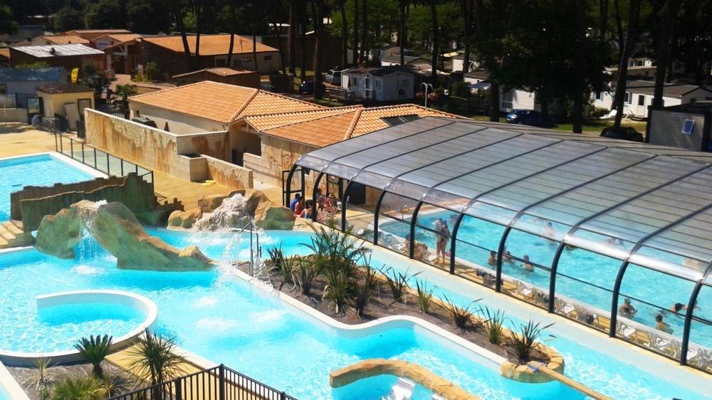 Camping Palmyre Loisirs, 650 emplacements, 272 locatifs