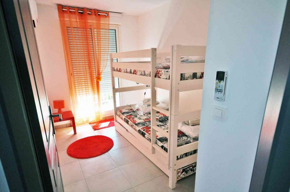 Chambre N° 3 (Kids Room)(3 couchages)
