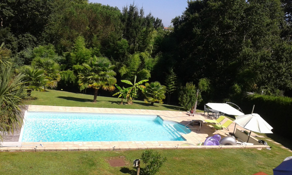 Location vacances Bayonne -  Maison - 6 personnes - Barbecue - Photo N° 1