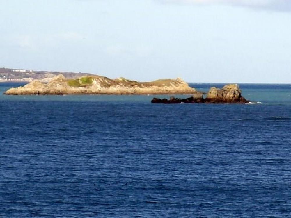 Baie des Haas face à St Cast le Guildo