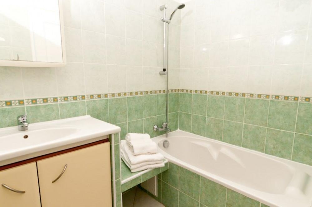 Studio : salle de bain
