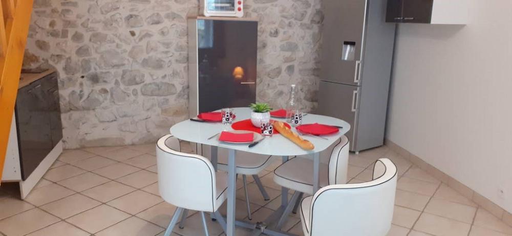 Ferienwohnungen Saint-Remèze - Wohnung - 4 Personen - Kabel / Satellit - Foto Nr. 1