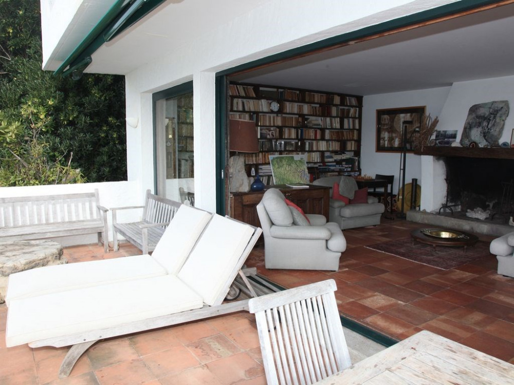 séjour + terrasse