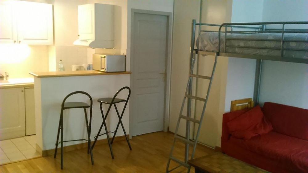 studio meuble hyper centre 5mn du vieux port