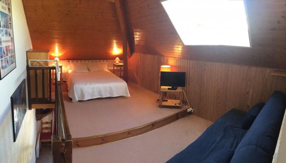 Duplex 70 m2 front de neige