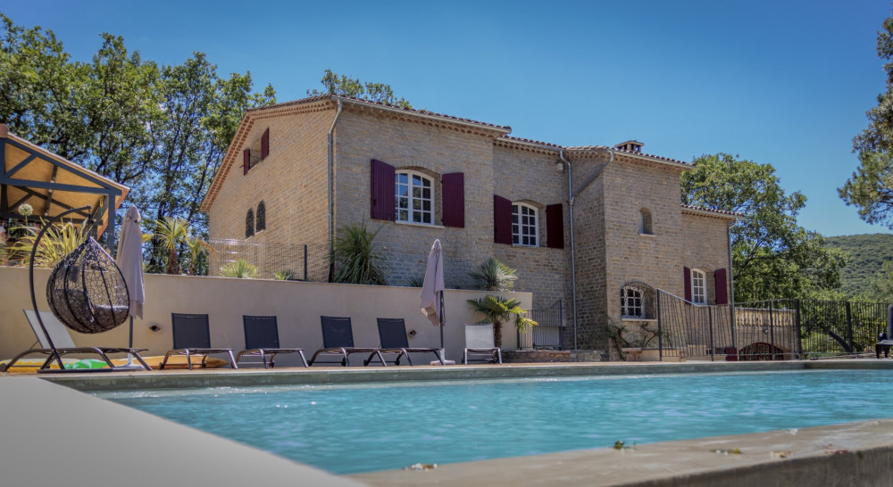 Holiday rentals Saint-Jean-du-Pin - Cottage - 14 persons - BBQ - Photo N° 1