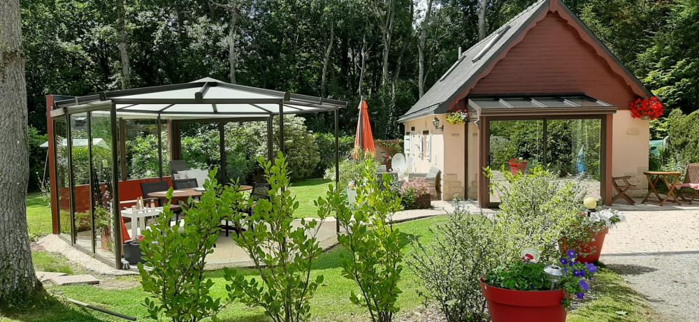 Location vacances Plourivo -  Gite - 4 personnes - Barbecue - Photo N° 1