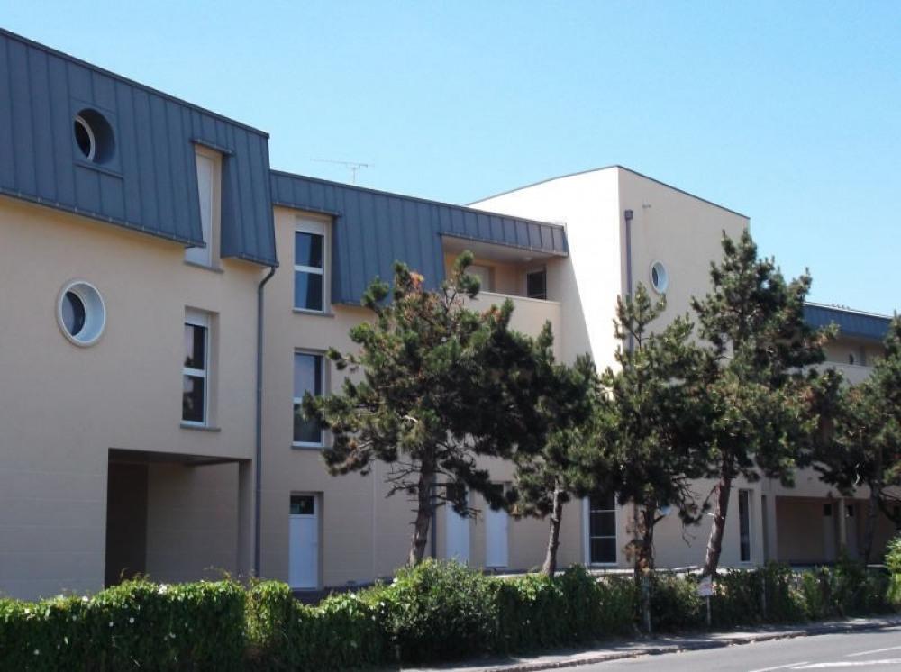 Appartement à Jullouville dans résidence de standing en face des plages; Baie du Mont Saint Michel; Normandie