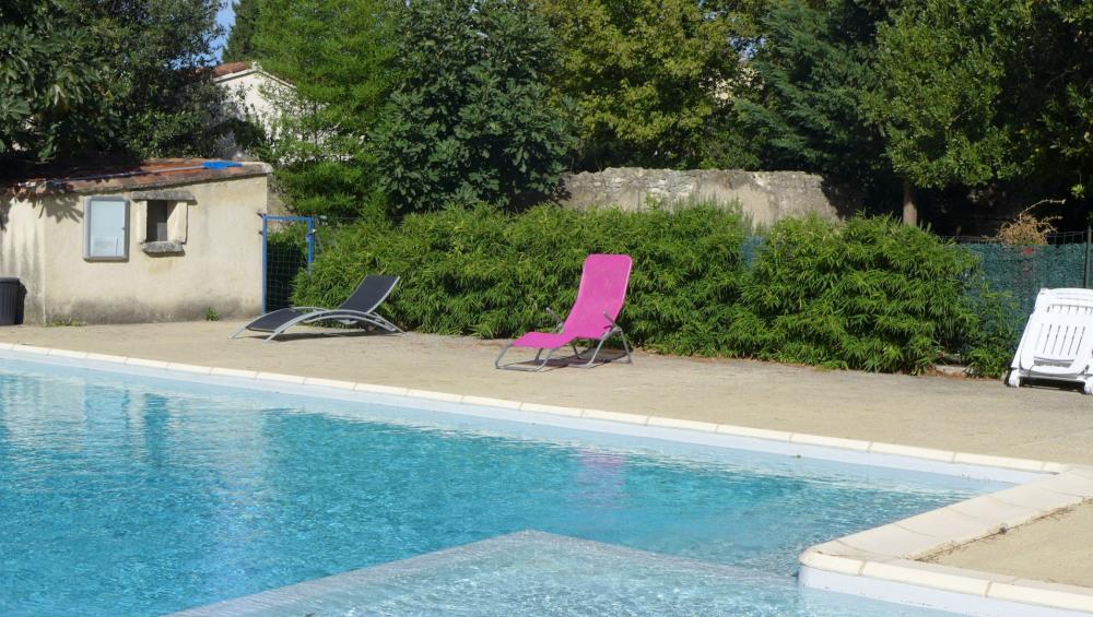 Location vacances Saint-Paul-Trois-Châteaux -  Appartement - 4 personnes - Chaise longue - Photo N° 1