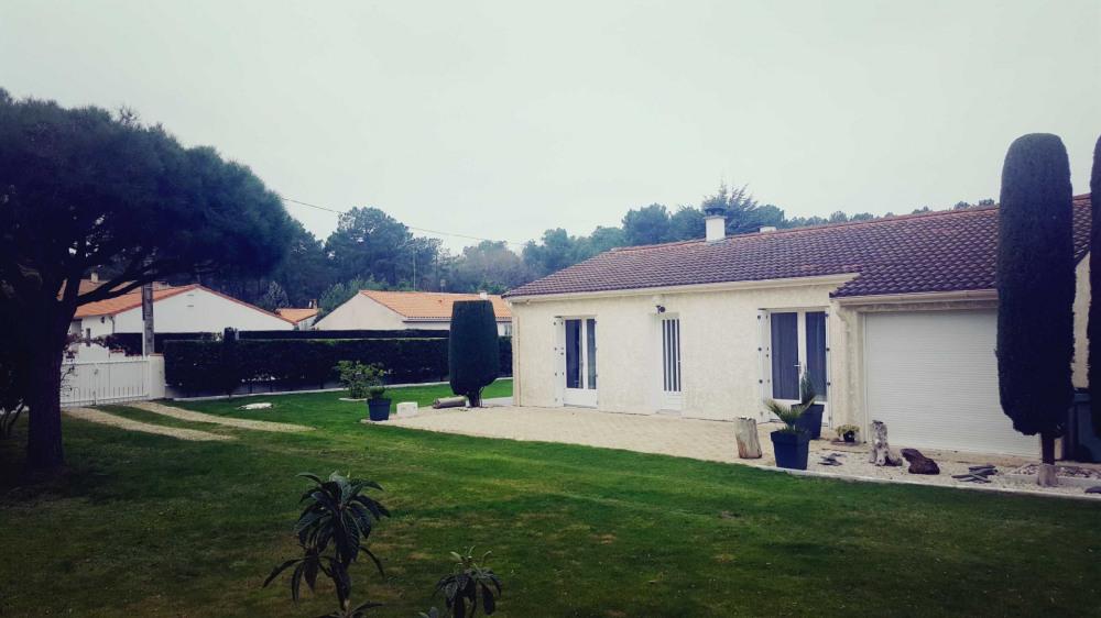 Alquileres de vacaciones La Tremblade - Casa - 6 personas - Jardín - Foto N° 1