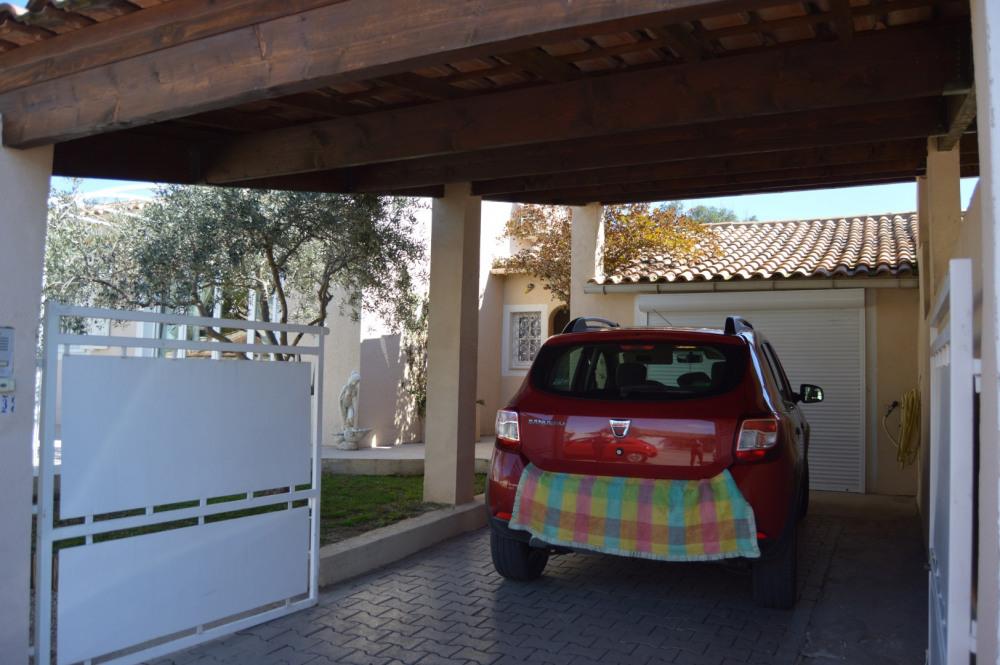 Place de parking + garage