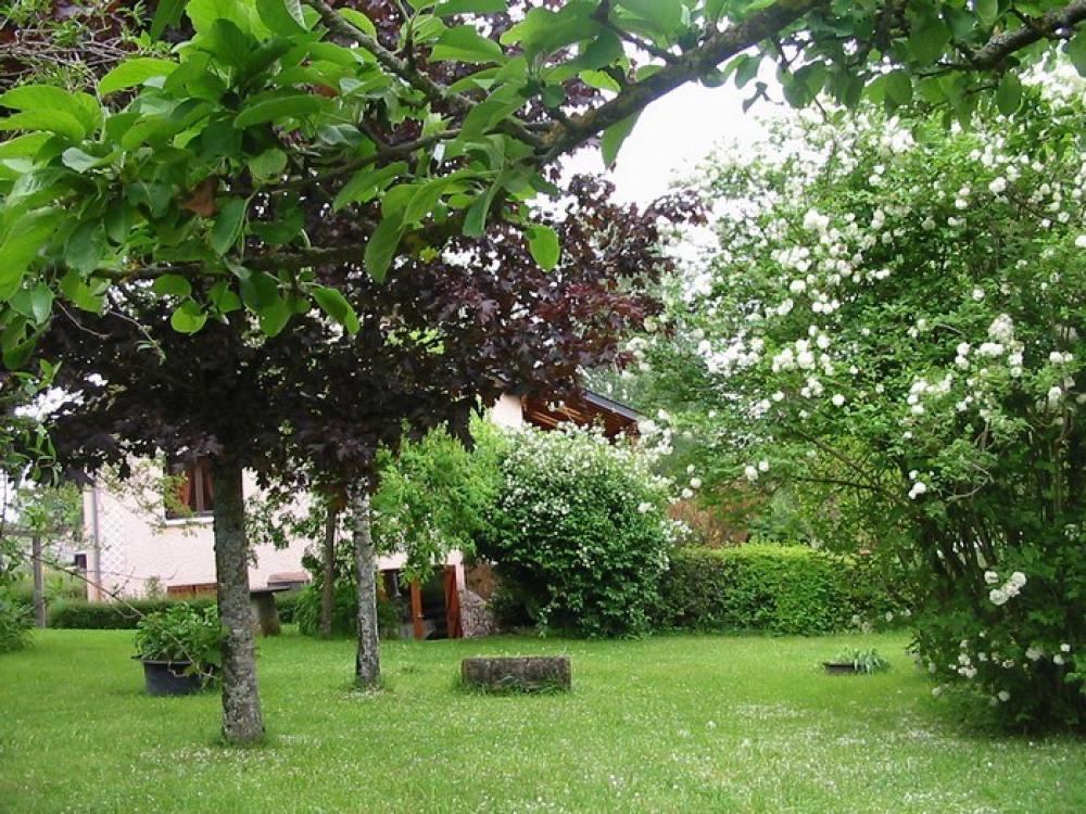 Location de gîte vacances - Roussennac