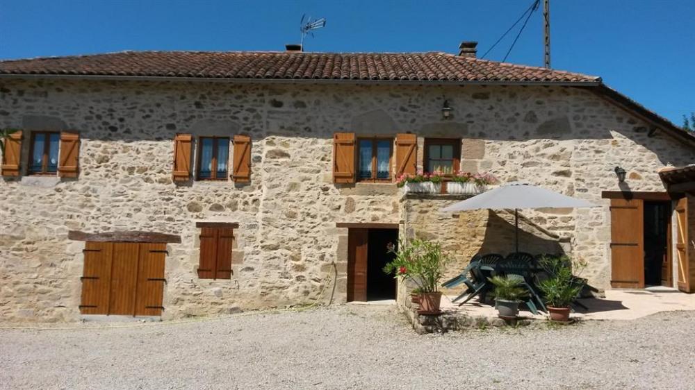 Ferienwohnungen Saint-Médard-Nicourby - Haus - 6 Personen - Grill - Foto Nr. 1