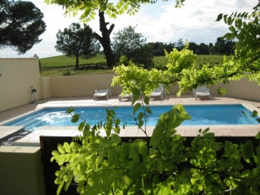 gites avec piscine Carcassonne canal du Midi - Carcassonne