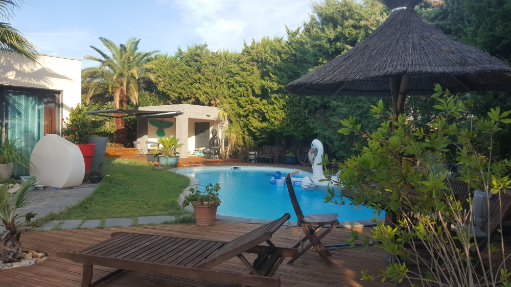 Location vacances Baillargues -  Maison - 8 personnes - Barbecue - Photo N° 1